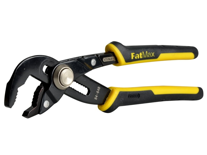 STA084648 Stanley FatMax Groove Joint Pliers 51mm Capacity 250mm