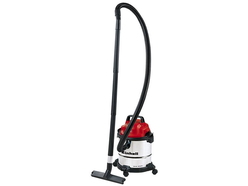 XMS18WETNDRY Einhell TC-VC 1812S Wet and Dry Vacuum 1250W