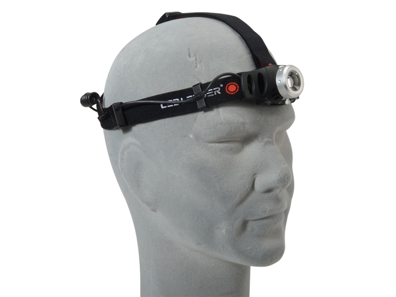 XMS17HEAD LED Lenser H6R Rechargeable Head Lamp 200 Lumens