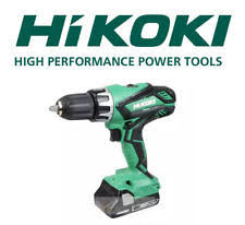 XMS18CD2BAT HiKOKI DV18DGL Combi Drill 18V 2 x Li-ion Battery