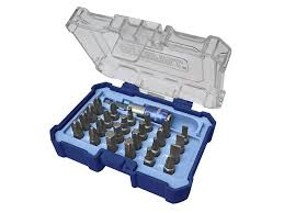 XMS18QCBIT25 Faithfull Quick-Change Screwdriver Bit Set 25 Piece