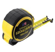 XMS18TAPE10 Stanley FatMax Next Generation Tape 10m