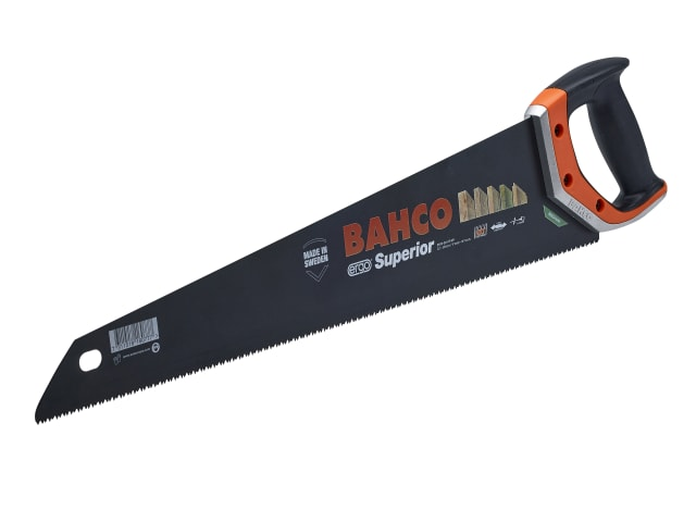 XMS19SAW22 Bahco 2600-22-XT-HP Superior Handsaw 550mm