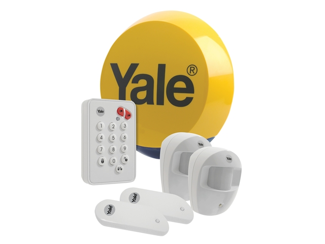 Yale Security Easy Fit Standard Alarm
