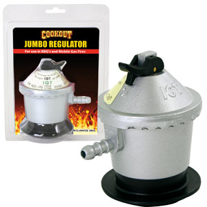 Jumbo LPG Regulator