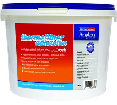 Wallrock Thermal Liner Adhesive Kit