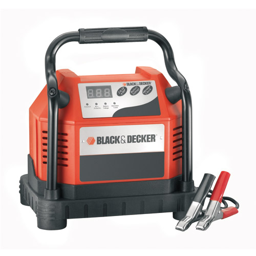 Black and Decker BDV1084 12v Battery Charger with Diagnostics