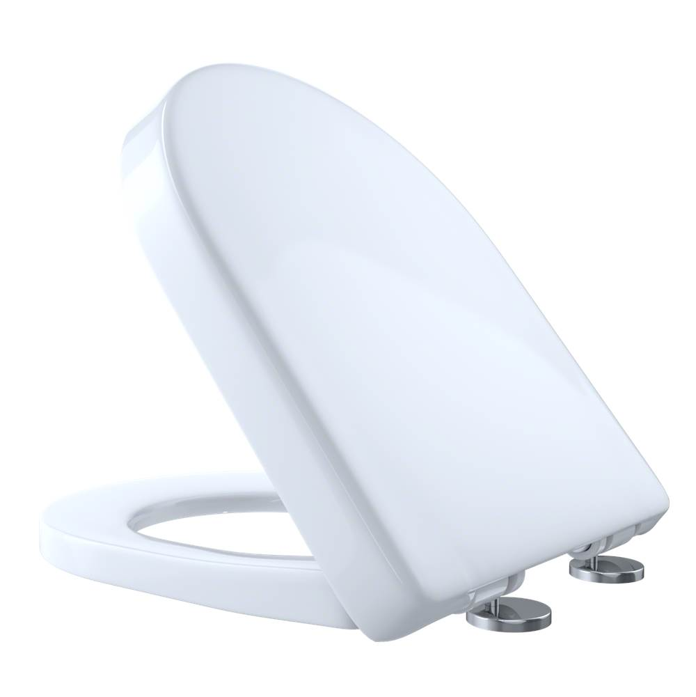 Blue Canyon Soft Close Toilet Seat White with Quick Release