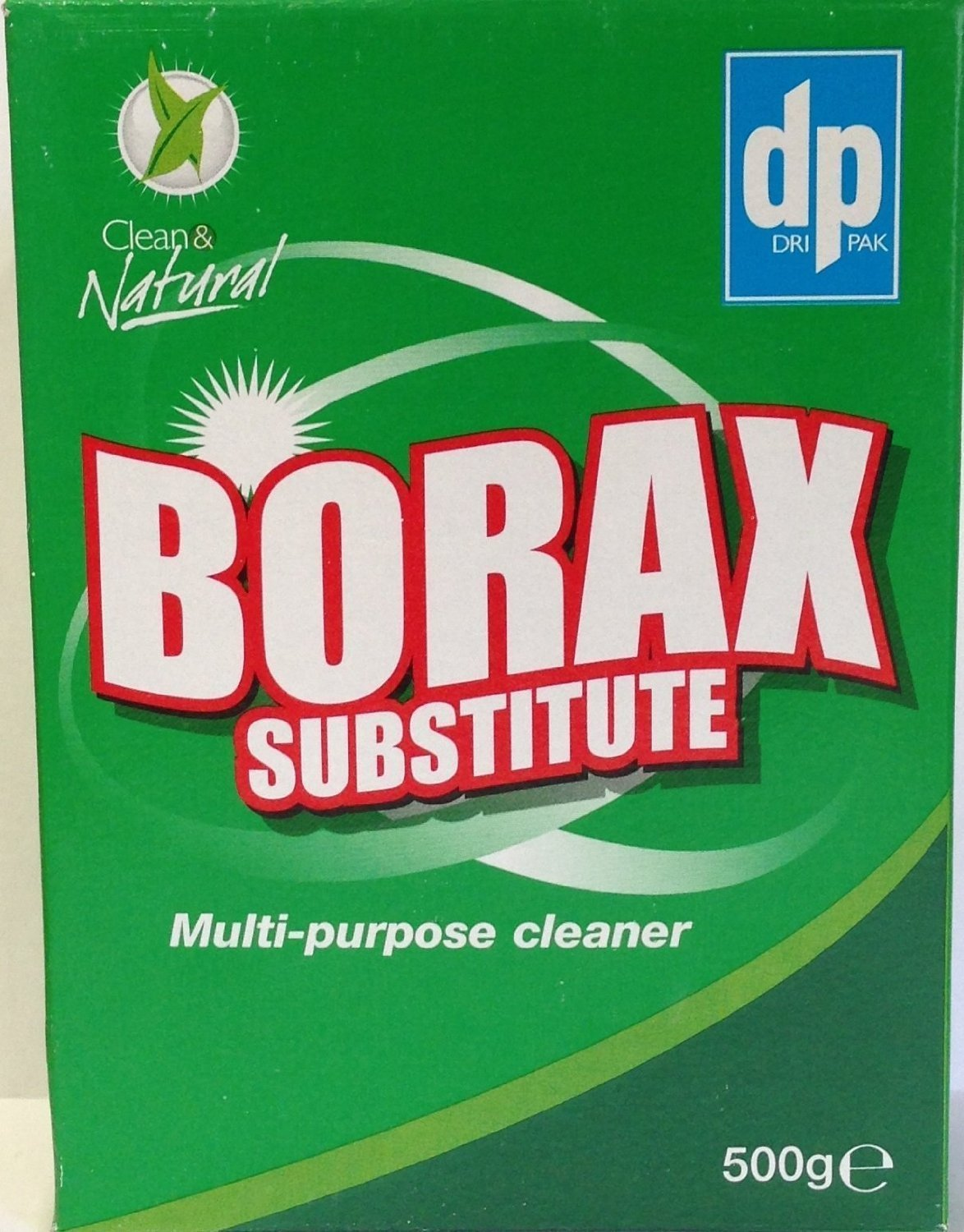 Clean and Natural Borax Substitute 500gr