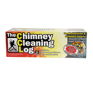 The Chimney Cleaning Log