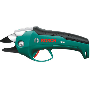 Bosch Ciso Cordless Secateurs Kit with Spare Blade and Holster