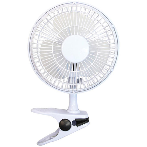 Oscillating Desk Fans 3 Sizes