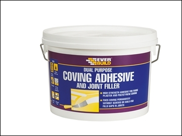 Everbuild Coving Adhesive and Joint Filler