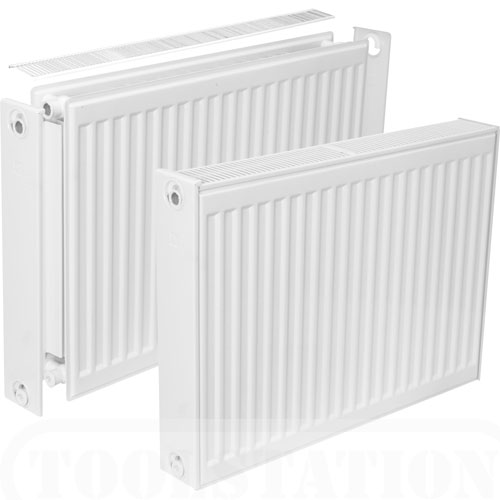 1200mm Double Radiator Assorted Lengths