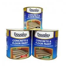 Douglas Floor Paint Assorted Colours and Sizes