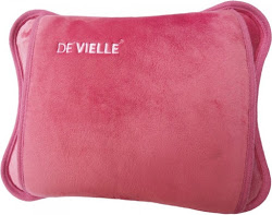 De Vielle Rechargeable Electric Hot Water Bottle