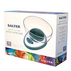 Salter Electric Scales