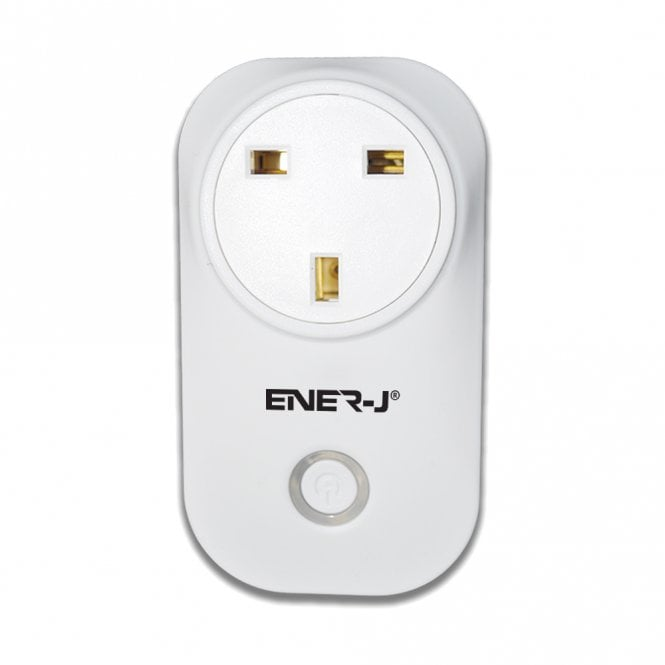 Ener-J Wifi Smart Plug -Remote Control For Your Home Devices