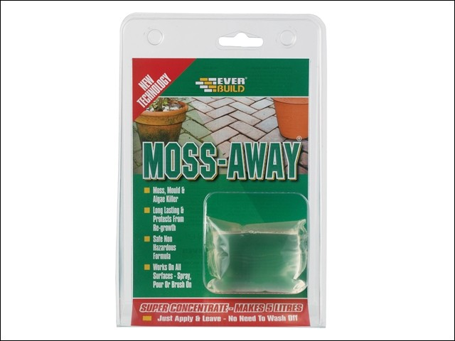 Everbuild Moss Away Super Concentrate 5L Mix
