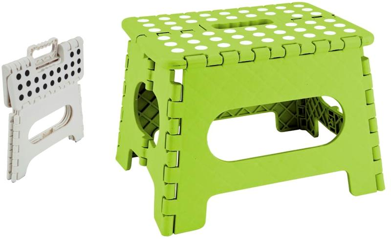 Foldable Step Stool Assorted Colours