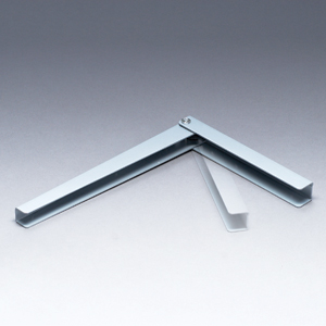 Klapp Folding Bracket White 280mm or 380mm