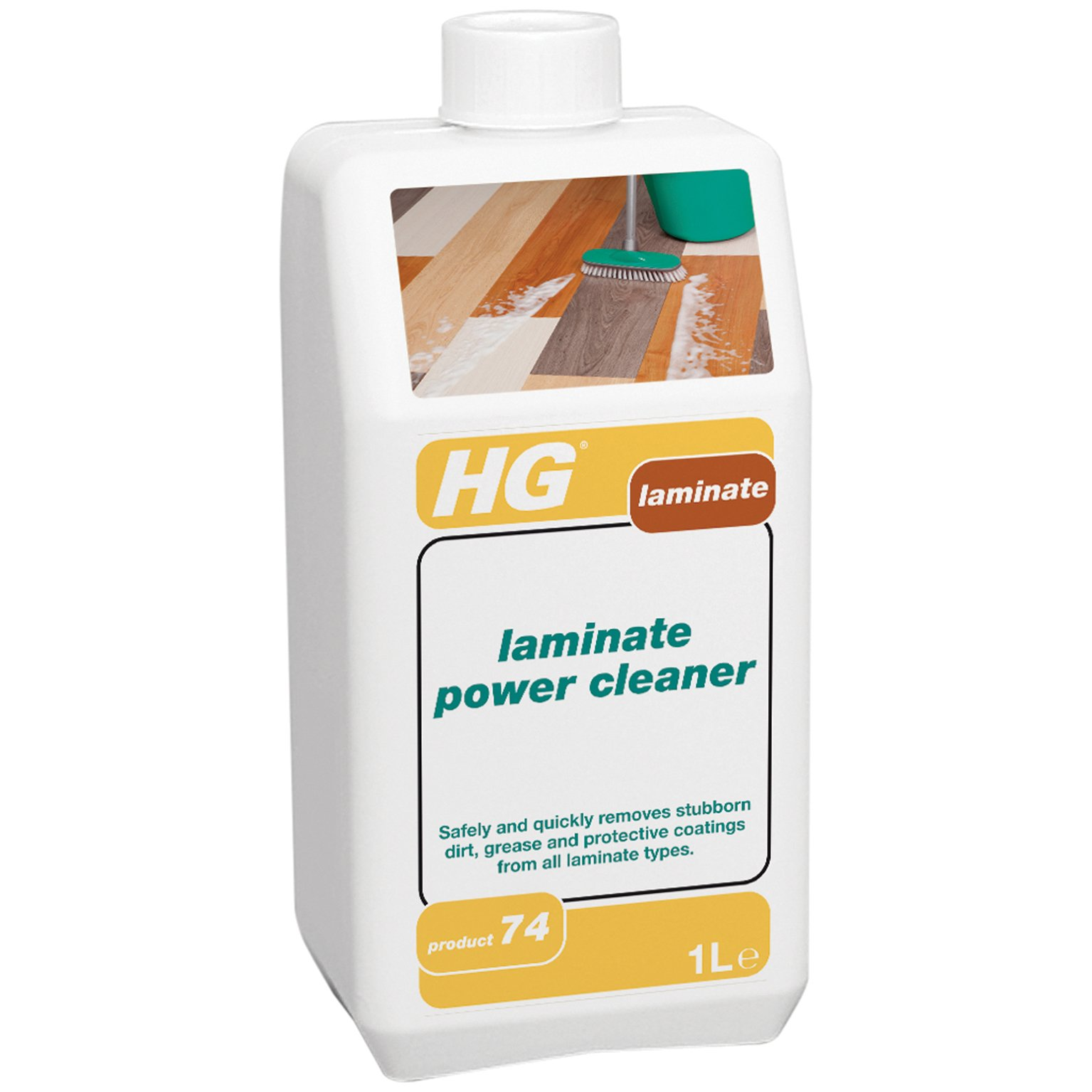HG Laminate Power Cleaner HG Product 74