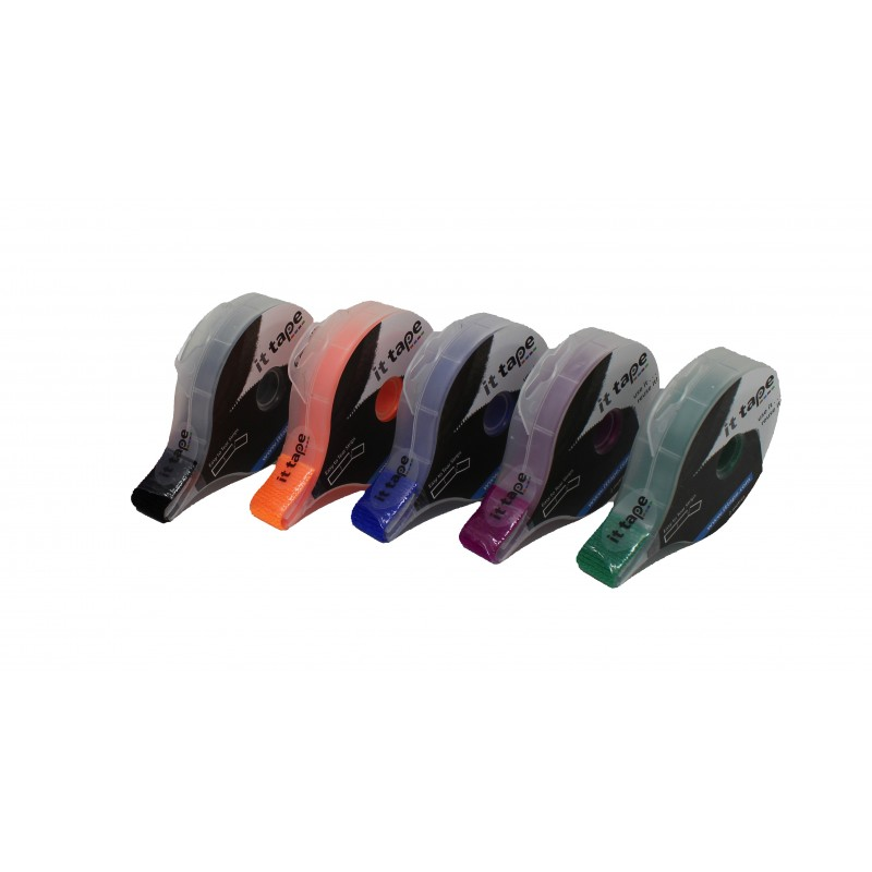 IT Tape Velcro Fixing Adhesive - Assorted Colours