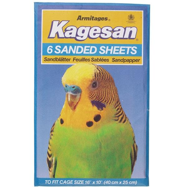 Armitage Kagesan Sand Sheets Square 6 Pack
