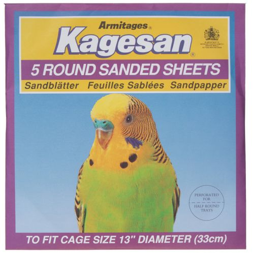 Armitage Kagesan Round Sand Sheets 5 pack