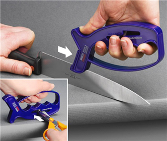 Multi-Sharp 2 In 1 Knife Scissor Sharpener
