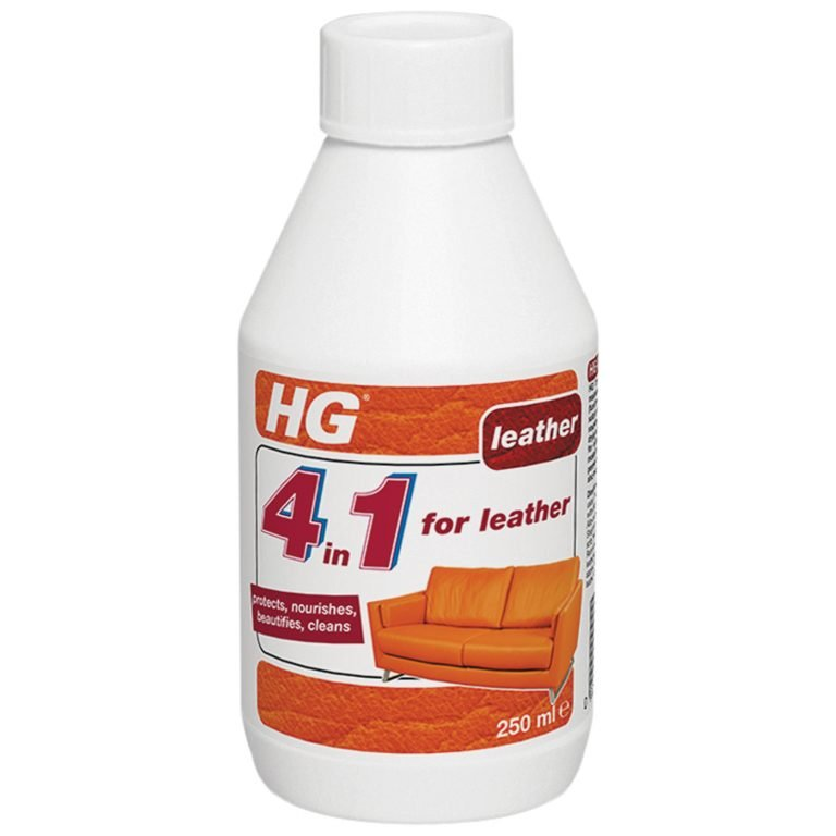 HG 4 in 1 for Leather Cleaner