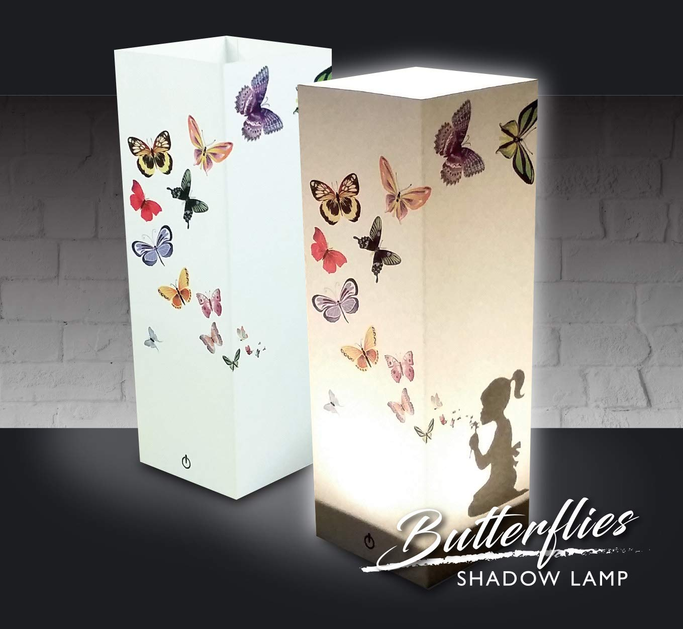 Luxa Lamp Shadow Lamp Butterfly