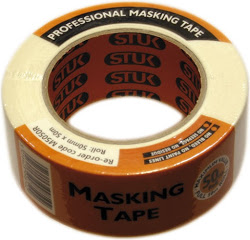 Premium Masking Tape Assorted Sizes