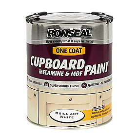 Ronseal Cupboard-Melamine-MDF Paint 750ml