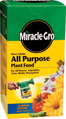 Miracle Grow Plant Food 500g or 1kg