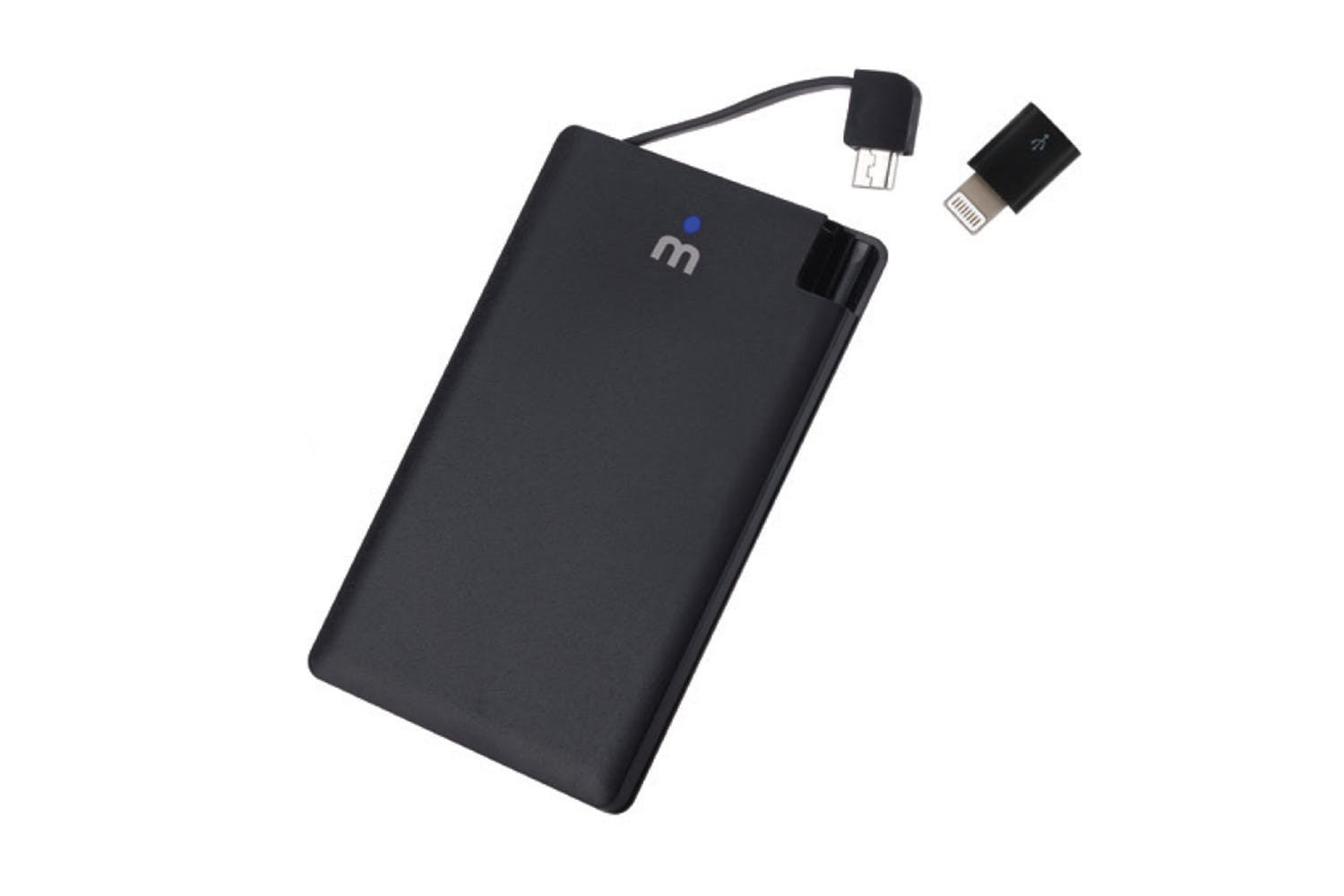 Mobi Mountain Pre Charged 2000 mAh Powerbank