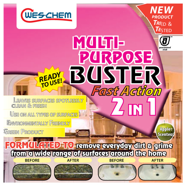 Wes Chem Multi Purpose Buster 2 in 1
