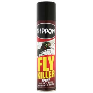 Vitax Nippon Fly and Wasp Aerosol Single or 6 Pack