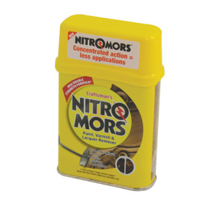 Nitromors Craftsman - 375ml or 750ml