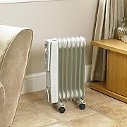 2000W or 1500W Tall Oil Filled Radiator