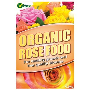 Vitax Organic Rose Food 900g