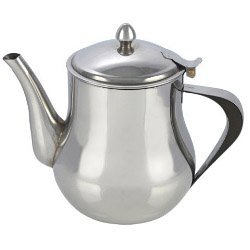 Teapot Stainless Steel 32 48 or 70oz