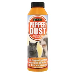 Pepper Dust Cat and Dog Repellent 225g