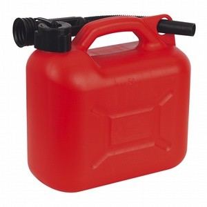 Red Petrol Can 5L or Red Fuel Can 5L