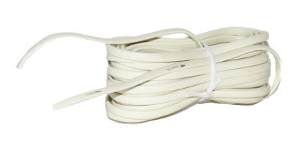 Telephone Lead with Jacks 25 Foot or 50 Foot Extension