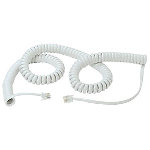 7 Foot Handset Telephone Lead