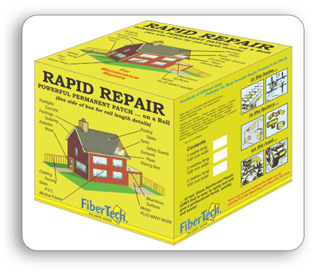Rapid Repair Patch On a Roll