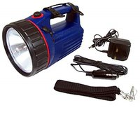 HOME-TEK DUAL RECHARGEABLE HALOGEN AND LED HAND LAMP