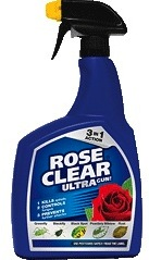 Rose Clear Ready To Use Spray 1L