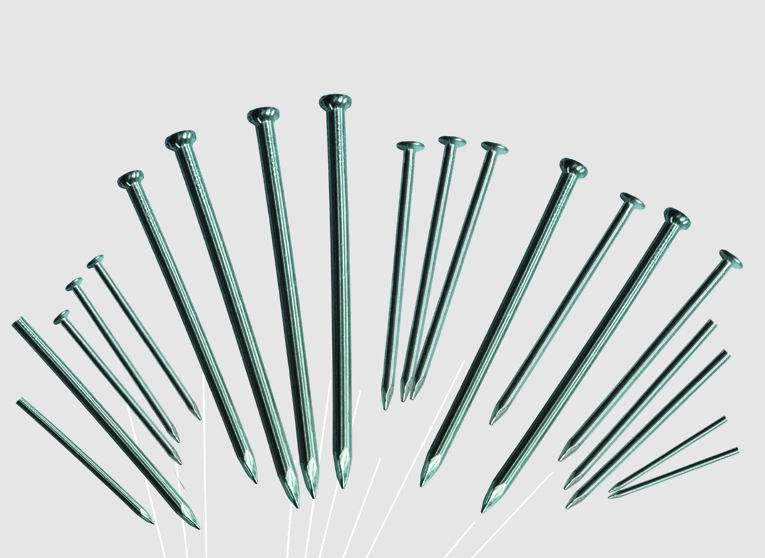 1KG Round Wire Nails 25mm-160mm